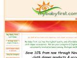 Mybabyfirst.com Coupon Codes