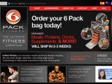 Six Pack Bags Coupon Codes