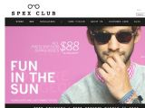 Spex Club Coupon Codes