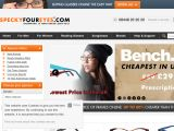 SpeckyFourEyes Coupon Codes
