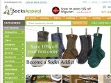 Socks Appeal Coupon Codes