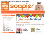 Soapier Coupon Codes