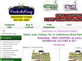 Store.kombuchakamp.com Coupon Codes