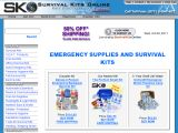Survival Kits Online Coupon Codes