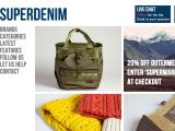 Superdenim UK Coupon Codes