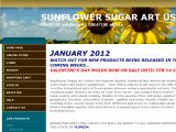 Sunflower Sugar Art Coupon Codes