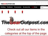 The Bear Outpost Coupon Codes