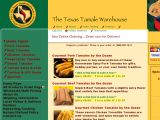 Texas Tamale Warehouse Coupon Codes