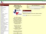 Texas Natural Supply! Coupon Codes