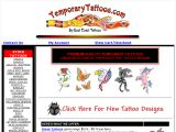 Temporary Tattoos by East Coast Tattoos Coupon Codes