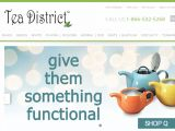 Tea District Coupon Codes