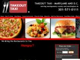 Takeouttaximd.com Coupon Codes