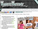 Taglessthreads Coupon Codes