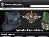 Tacticalassaultgearstore.com Coupon Codes