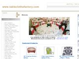 Tableclothsfactory.com Coupon Codes