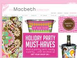 The MacBeth Collection Coupon Codes