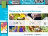 The Learning Exchange Coupon Codes