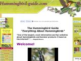 The Hummingbird Guide Coupon Codes