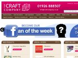 The Craft Company UK Coupon Codes