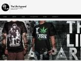 TheLifeApparel Coupon Codes
