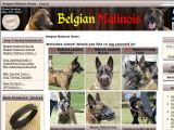 Belgian Malinois Dog Breed Store Coupon Codes
