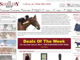 The Saddlery Shop Coupon Codes