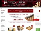 The Regency Chess Company UK Coupon Codes