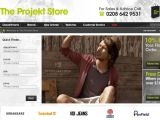 The Projekt Store UK Coupon Codes