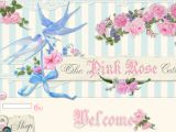 The Pink Rose Cottage Coupon Codes