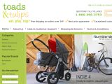 Toads & Tulips Coupon Codes