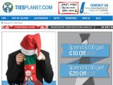Ties Planet Coupon Codes