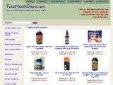 Totalhealthdepot.com Coupon Codes