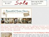 Beautifulhomestore.com Coupon Codes