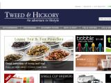 Tweed &Hickory-An Adventure In Life Coupon Codes