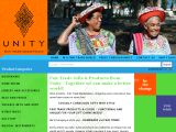 Unity-Fair Trade Marketplace Coupon Codes