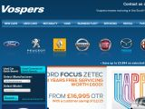 Vospers Coupon Codes
