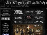 Violentdelights.co.uk Coupon Codes