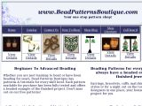 Bead Patterns Boutique Coupon Codes
