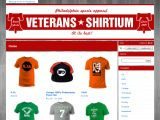 Veteransshirtium.com Coupon Codes