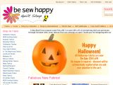 Be Sew Happy Quilt Shop Coupon Codes