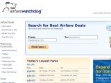 Airfarewatchdog.com Coupon Codes