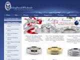 Weddingbandswholesale.com Coupon Codes