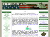 Warden's Supply Co. Coupon Codes