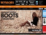 Wynsors World of Shoes Coupon Codes