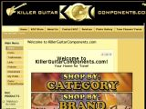 Www.killerguitarcomponents.com Coupon Codes