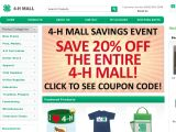 4-h Mall Coupon Codes