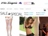 24hr Lingerie ( Australia ) Coupon Codes