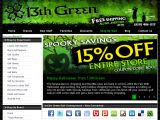 13thGreen.com Coupon Codes