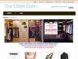 Our Closet Door Coupon Codes