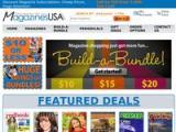 Magazines USA Coupon Codes